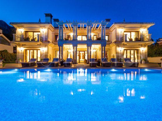 Villa for sale in Sierra Blanca   Panorama