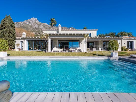 Villa for sale in Marbella Hill Club, Marbella Golden Mile | Panorama