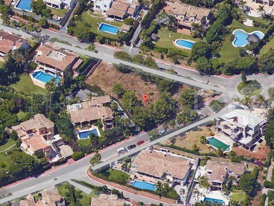 Parcela a la venta en Sierra Blanca, Marbella Golden Mile | Panorama