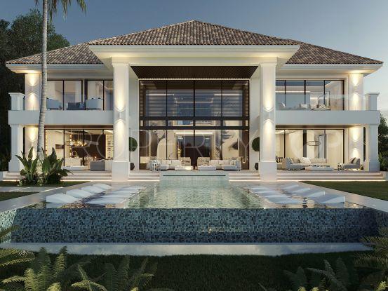 Villa for sale in El Madroñal | Panorama