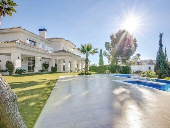For sale villa in Sierra Blanca with 5 bedrooms   Absolute Prestige