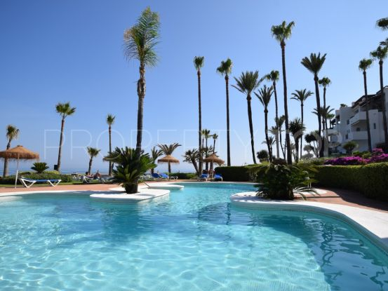 For sale Alcazaba Beach ground floor apartment with 2 bedrooms   Absolute Prestige
