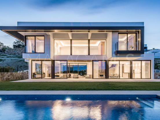 Villa for sale in La Alqueria, Benahavis   Villa Noble