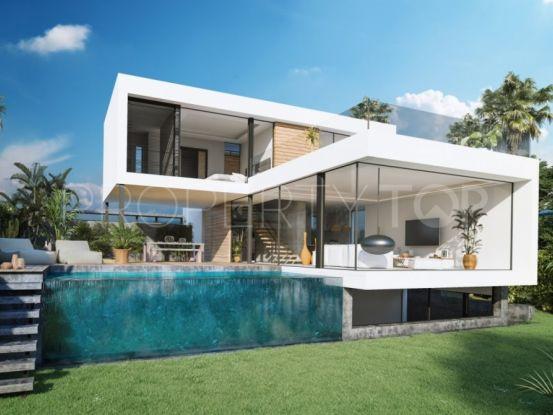 For sale villa with 4 bedrooms in El Campanario, Estepona   Villa Noble