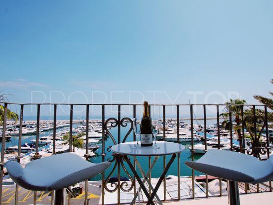 For sale Marbella - Puerto Banus 2 bedrooms penthouse   Drumelia Real Estates