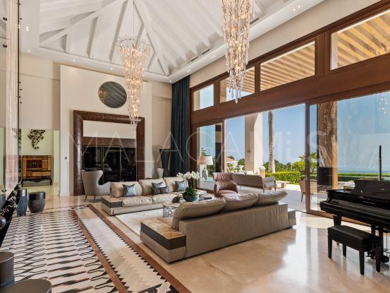 Villa en venta en La Zagaleta con 5 dormitorios | Drumelia Real Estates