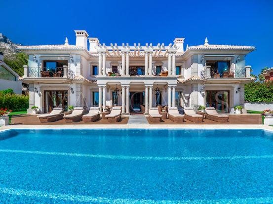For sale villa in Sierra Blanca, Marbella Golden Mile   Drumelia Real Estates
