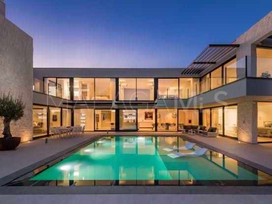 Comprar villa con 5 dormitorios en La Alqueria, Benahavis | Drumelia Real Estates