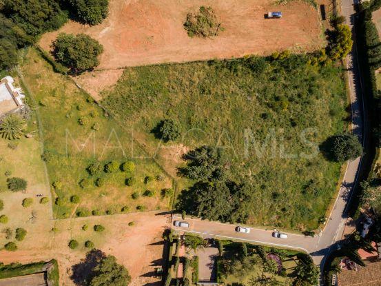 For sale plot in Cascada de Camojan, Marbella Golden Mile | Drumelia Real Estates