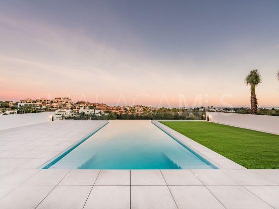 For sale 6 bedrooms villa in La Alqueria, Benahavis | Drumelia Real Estates