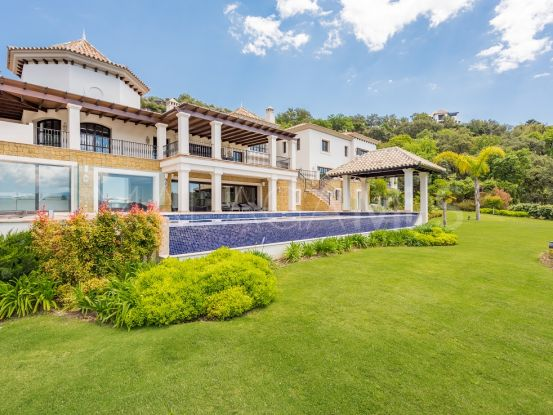 For sale villa in La Zagaleta with 5 bedrooms | Drumelia Real Estates