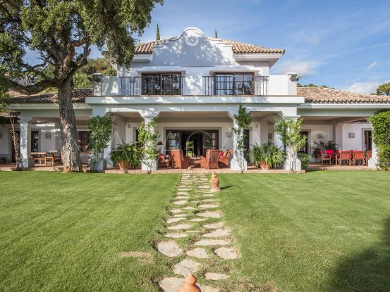 Villa with 6 bedrooms for sale in La Zagaleta | Drumelia Real Estates