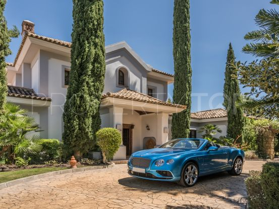 Comprar villa en La Zagaleta | Drumelia Real Estates