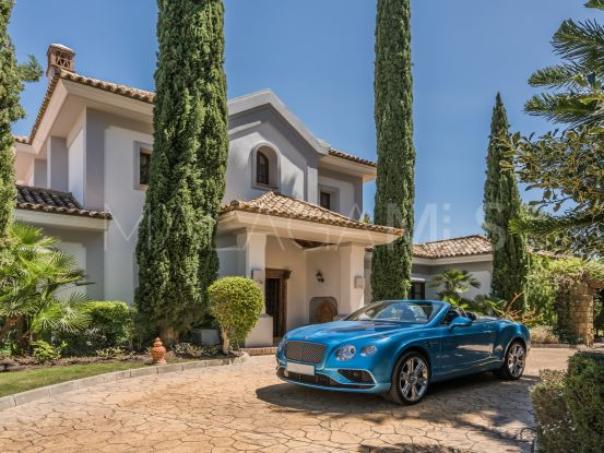 Villa a la venta en La Zagaleta, Benahavis | Drumelia Real Estates
