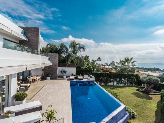 For sale 4 bedrooms villa in Sierra Blanca, Marbella Golden Mile   Drumelia Real Estates