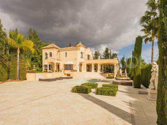 For sale villa in Sierra Blanca with 4 bedrooms | Drumelia Real Estates