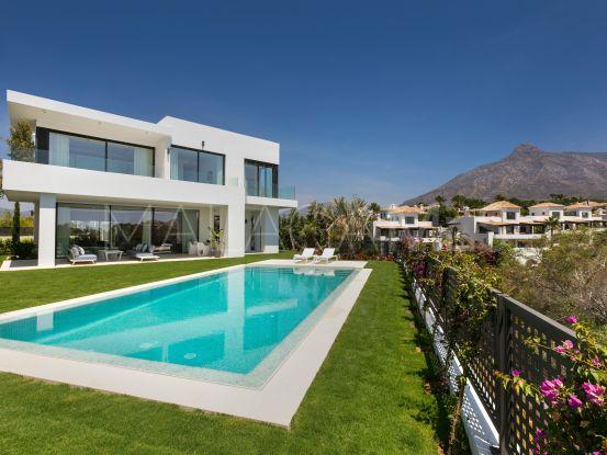 For sale villa in Las Lomas del Marbella Club | Drumelia Real Estates