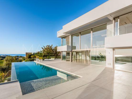 Villa in La Alqueria, Benahavis | Drumelia Real Estates