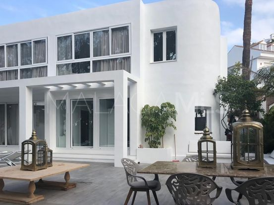 For sale villa in Nueva Andalucia, Marbella | Drumelia Real Estates