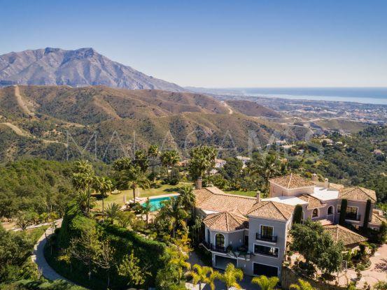La Zagaleta, Benahavis, villa en venta con 7 dormitorios | Drumelia Real Estates