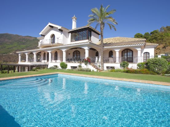 Villa with 5 bedrooms in La Zagaleta, Benahavis | Drumelia Real Estates