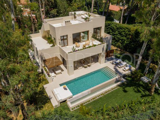 4 bedrooms Los Monteros Playa villa for sale | Drumelia Real Estates