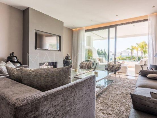 Ground floor duplex with 4 bedrooms for sale in Marbella Golden Mile | Drumelia Real Estates