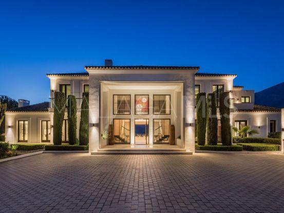 For sale 7 bedrooms villa in La Zagaleta, Benahavis   Drumelia Real Estates