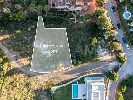 For sale plot in Las Lomas del Marbella Club, Marbella Golden Mile | Drumelia Real Estates