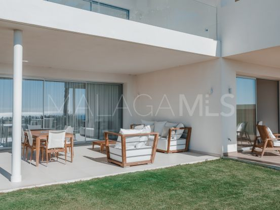 Duplex planta baja a la venta en Marbella Club Hills | Drumelia Real Estates