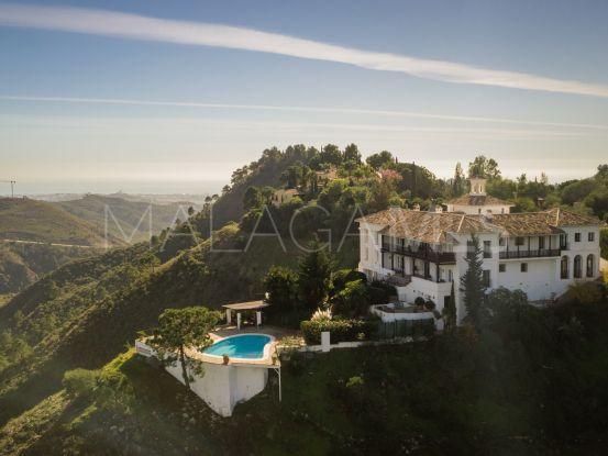 For sale 7 bedrooms villa in El Madroñal, Benahavis | Drumelia Real Estates