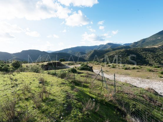 For sale plot in La Zagaleta, Benahavis | Drumelia Real Estates