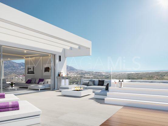 For sale 3 bedrooms penthouse in Cala de Mijas, Mijas Costa | Bromley Estates
