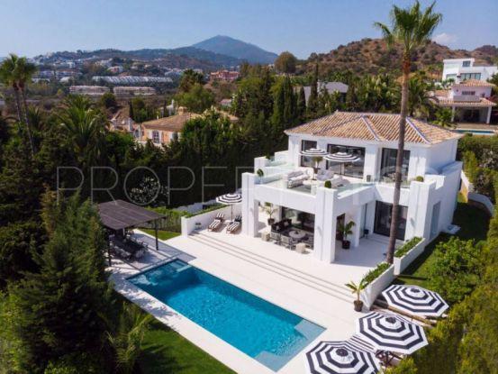 Villa for sale in Los Naranjos Golf, Nueva Andalucia | Bromley Estates