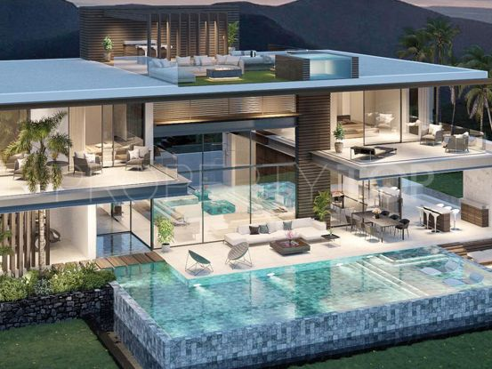 Villa with 5 bedrooms for sale in La Alqueria   Bromley Estates