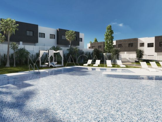 Town house with 3 bedrooms for sale in Torre del Mar, Velez Malaga   Bromley Estates