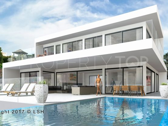 Buy 4 bedrooms villa in Los Flamingos, Benahavis | FM Properties Realty Group