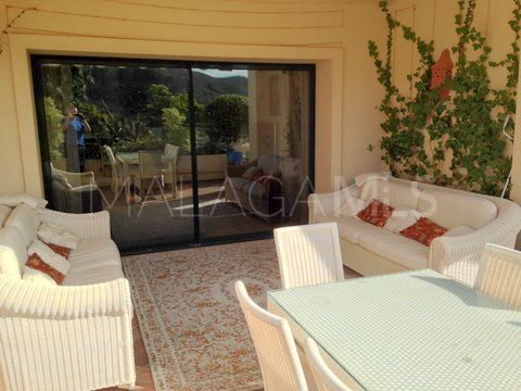 For sale ground floor apartment in Benahavis | FM Properties Realty Group