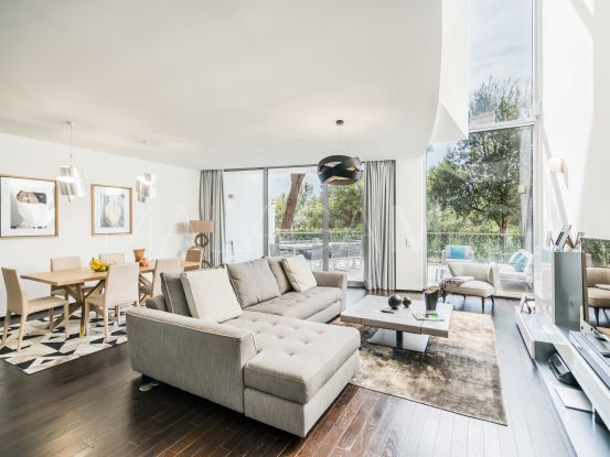 Town house for sale in Marbella Golden Mile with 2 bedrooms | FM Properties Realty Group