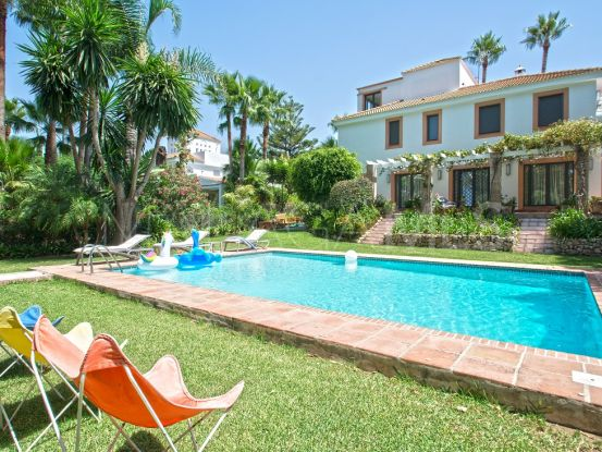 For sale Nueva Andalucia semi detached villa   FM Properties Realty Group