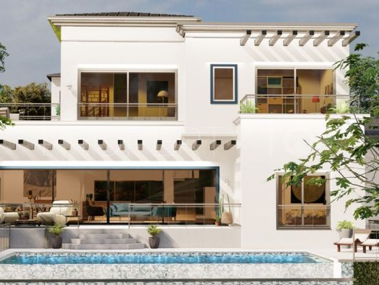 Villa for sale in La Alqueria with 4 bedrooms | Bemont Marbella