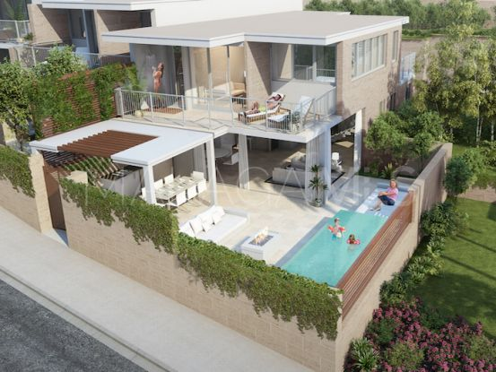 Town house for sale in Mijas Costa | Bemont Marbella