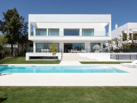 For sale villa in Guadalmina Baja   Bemont Marbella