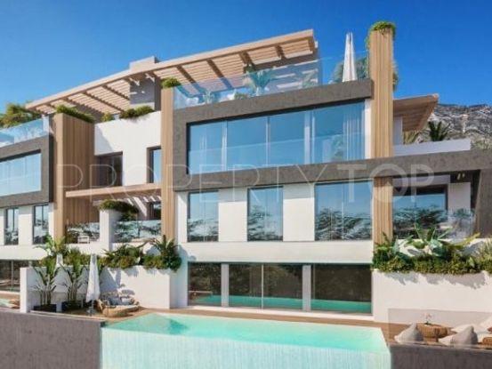 3 bedrooms Benahavis semi detached villa for sale | Bemont Marbella