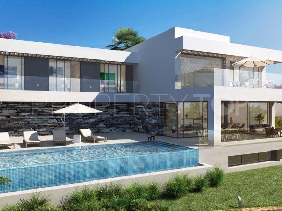 Villa for sale in Los Flamingos Golf with 4 bedrooms | Bemont Marbella