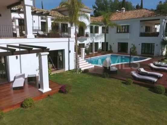 Villa for sale in La Zagaleta with 6 bedrooms   Bemont Marbella