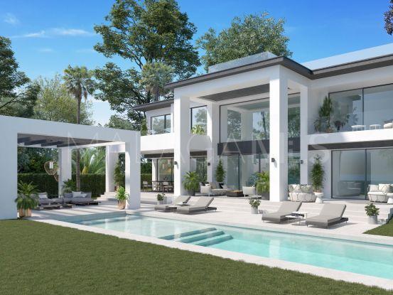 For sale 4 bedrooms villa in Cortijo Blanco, San Pedro de Alcantara   Bemont Marbella