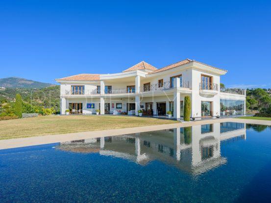 For sale 8 bedrooms villa in La Reserva de Alcuzcuz, Benahavis | Bemont Marbella