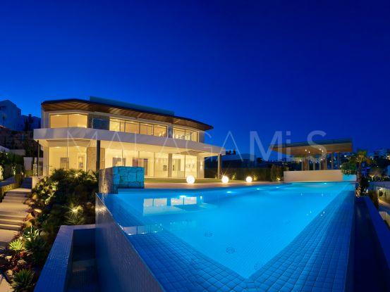 Capanes Sur, Benahavis, villa en venta de 5 dormitorios | Solvilla