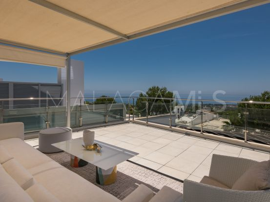 Marbella Golden Mile 3 bedrooms semi detached house for sale   Solvilla